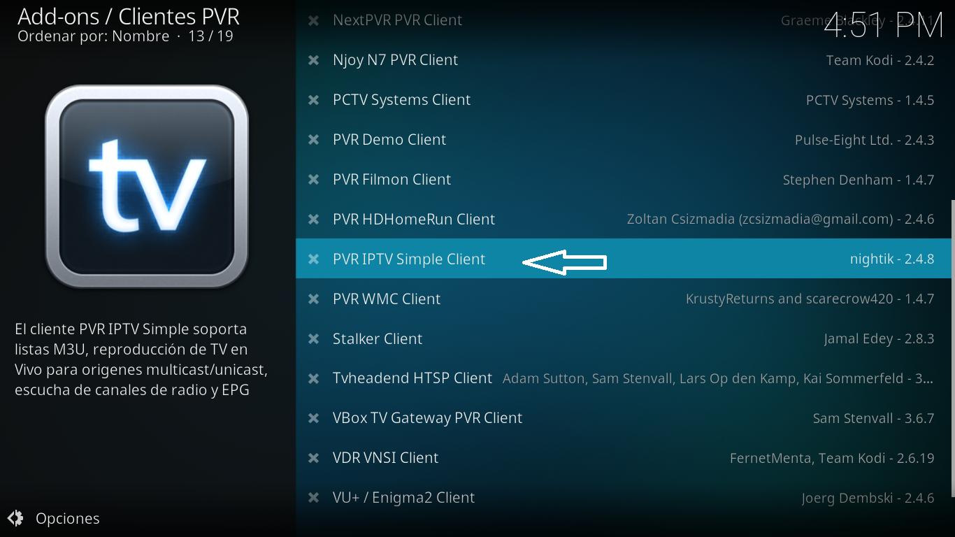 INSTRUCCIONES IPTV – Tienda Premium