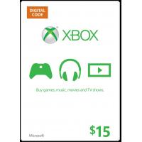 $15 XBOX GIFTCARD USA