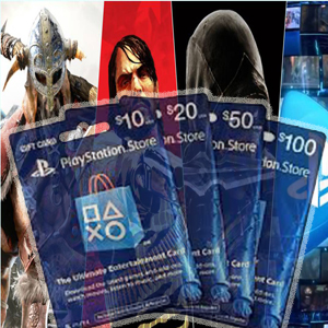 gifcard playstation