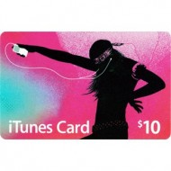 ITUNES $10 USA
