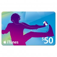 ITUNES $50 USA