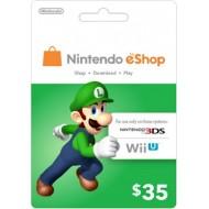 NINTENDO ESHOP $35 USA