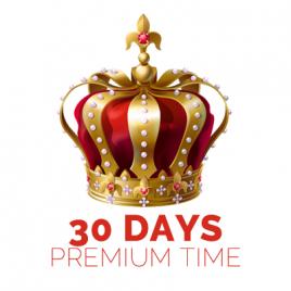 TIBIA PREMIUM TIME 30 DIAS