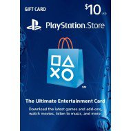 PSN $10 Gift Card U.S.A.