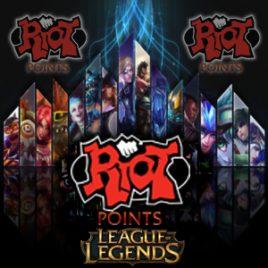 Riot Point – 1580 RP LAS