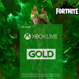 3 MESES XBOX LIVE GOLD (GLOBAL)