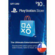 PSN $10 Gift Card CHILE