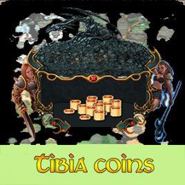 500 TIBIA COINS